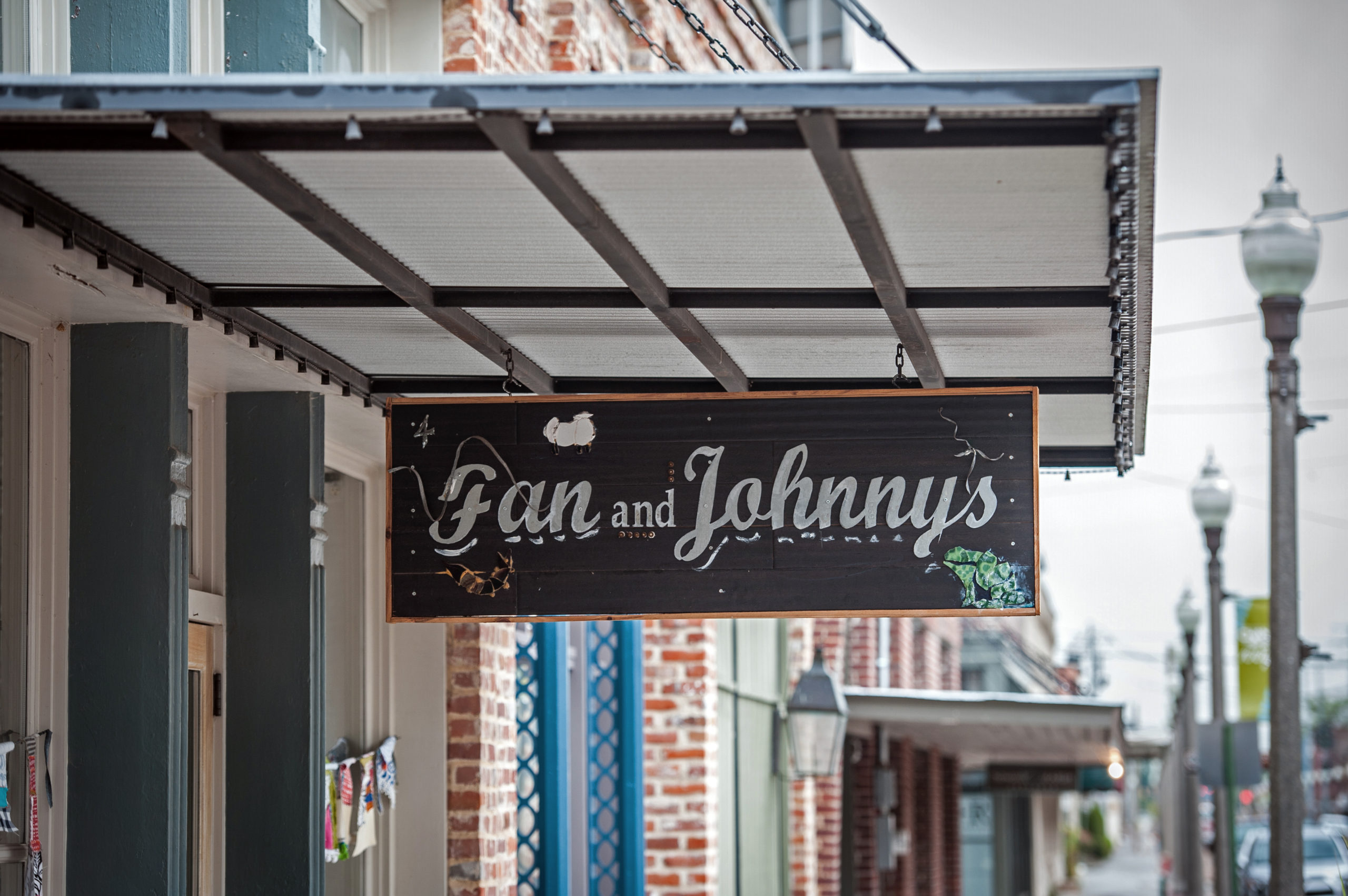 fan and johnny's culinary itinerary