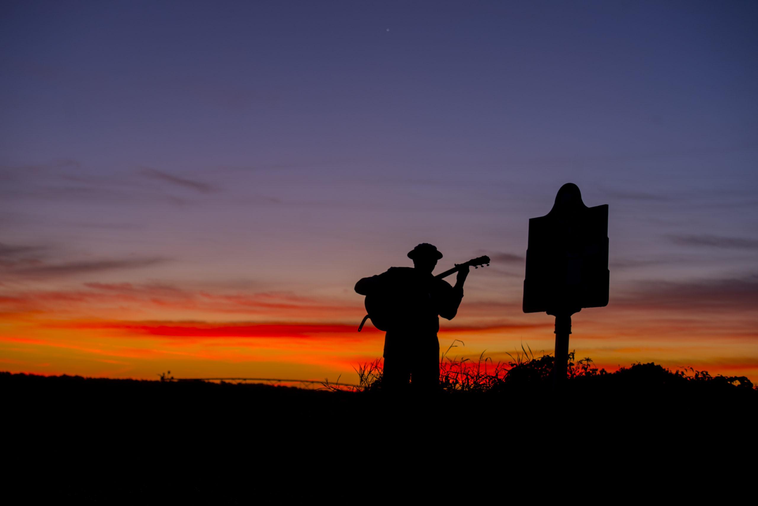 blues sunset itinerary
