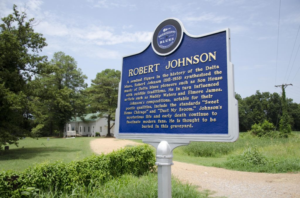 robert johnson marker